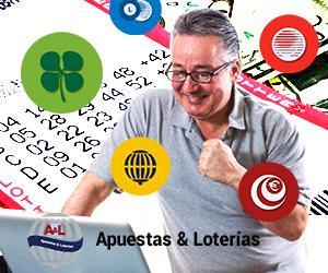 La web de la loteria